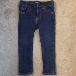 Oshkosh toddler skinny jeans size 2t
